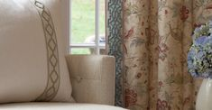 Samuel and Sons Passementerie Samuel And Sons, Passementerie, Good To Know, Curtains, Home Decor, Blinds, Decoration Home, Room Decor, Interior Design