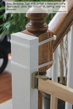 Best 25+ Baby Gates Stairs Ideas On Pinterest | Safety First Baby Gate,  Baby Gate With Door And Baby Gate For Stairs