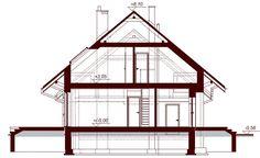 Proiect casa CSD 013 Home Garden Design, Home And Garden, Modern House Design, Malaga, Gazebo, House Plans, Exterior, Outdoor Structures, How To Plan