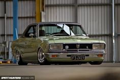 1969 Toyota Crown MS51