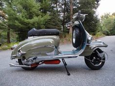 Lovely Lambretta