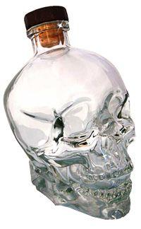 Crystal Skull Vodka / Divine Jewelry Find: Twine & Twig / The English Room Blog