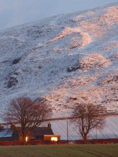 Traprain Light - East Linton, Scotland