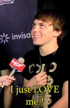 I love you too Ellington! :)