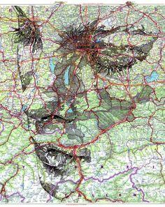 Map Portraits - Ed Fairburn - 08