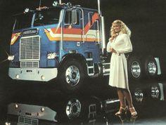 1980 White Freightliner COE & model