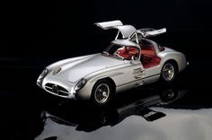 MERCEDES BENZ 300SLR Uhlenhaut Coupe.