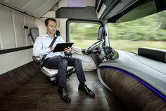 Mercedes Benz desarrolló una solución para disminuir los 333 mil accidentes anuales en carreteras norteamericanas: Future Truck 2025, un camión autónomo.