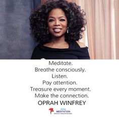 One common thing among most successful people is meditation. So, get ready to know about these celebrities who meditate daily without fail. You Never Know, Oprah Winfrey, Successful People, Meditation, In This Moment, Celebrities, Celebs, Celebrity, Zen