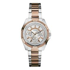 Guess Ladies Watch Mini Phantom W0235L4 #guess #watch #rosegold #new #2014