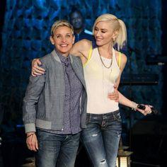Ellen and Portia True Love