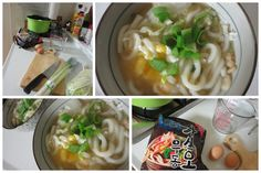 Noodle soups, Noodles and Mushrooms on Pinterest