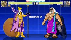 Zeus The God Of Thunder And Batman VS Emperor & Annoying Orange In A MUGEN Match / Battle / Fight This video showcases Gameplay of The Annoying Orange And Emperor From The Final Fantasy Series VS Zeus The God Of Thunder From Hercules The Animated Series And Batman The Superhero In A MUGEN Match / Battle / Fight