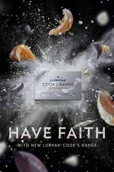 Epic Moon-like Food Prep in W+K London's Latest Lurpak Ad | LBBOnline