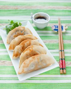 Fried Dumplings Recipe