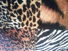 Amazon.de:Kundenrezensionen: DECO-MAT │ AFRIKA / BRAUN-WEIß… Animal Print Rug, Rugs, Animals, Africa, Get Tan, Farmhouse Rugs, Animales, Animaux, Animal