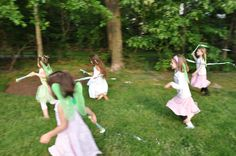 Homemaking Fun: A Tinkerbell Birthday Party