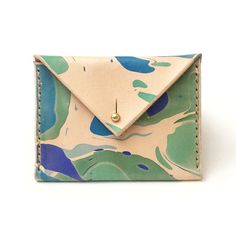 Cardcase Blue Fab Exclusive