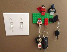 Awesome idea so that I don't lose my keys all the time