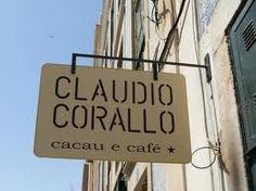 Claudio Corallo - favorite chocolate shop in Lisbon