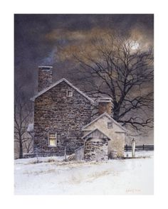 by Ray Hendershot:  This is like a moon scape in the PA countryside.
