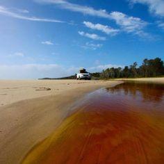 North Stradbroke Island australia