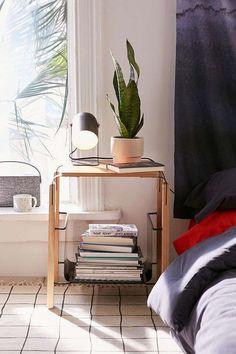 Jamison Side Table | Urban Outfitters #MinimalistBedroom