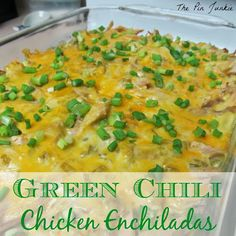 Ingredients 2 cups cooked chicken, cut into pieces 12 corn tortillas 1/2 cup sour cream 1/2 cup milk 1 can cream of chicken soup 1 eig...