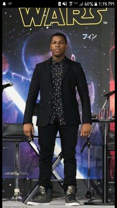John Boyega, Fictional Characters, Fantasy Characters