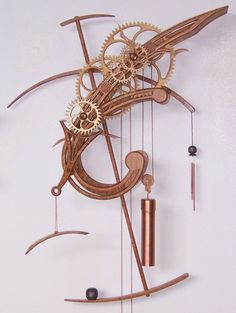 wooden clock | nautilus_wooden_clock.jpg