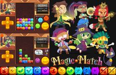 Lumi Mae's Portfolio - games (mobile)