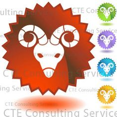 Zodiac - Aries (cteconsulting) Tags: signs sign illustration logo star design calendar graphic symbol earth year icon fortune fantasy luck future zodiac ram month horoscope telling vector cosmos astrology isolated element aries astrological