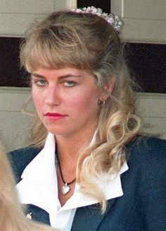 Karla Leanne Homolka,(born 4 May 1970 in Port Credit, Ontario, Canada), is a Canadian serial killer. She attracted worldwide media attention when she was convicted of manslaughter following a plea bargain in the 1991 &1992 rape–murders of two Ontario teenage girls, Leslie Mahaffy & Kristen French, as well as the rape & death of her own sister Tammy.  Homolka and Paul Bernardo, her husband and partner-in-crime, were arrested in 1993.