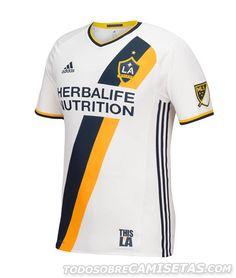 04ba4372a302f LA Galaxy Home Jersey Authentic Match Jersey