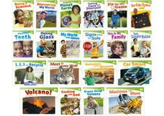 Dragonflies Early Non Fiction Set. 20 titles.  A wide range of non-fiction titles focus on science, social studies, environment, and health.