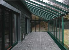 Solar House - use a sunspace as greenhouse and passive heat for rest of house. (if I understand it correctly...)