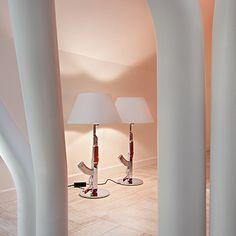 Flos – Guns Table Gun By Philippe Starck