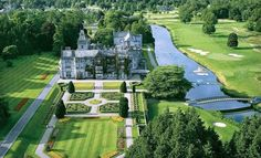 Irish Country Estate Vacation with Airfare - County Limerick, Southwest Ireland: Six-Night Stay at Adare Manor Villas in Ireland with Airfare and Rental Car from Sceptre Tours Vacation Packages, Vacation Trips, Vacations, Adare Manor, Rolling Meadows, Fine Hotels, Irish Sea, Balloon Rides, Ireland Vacation
