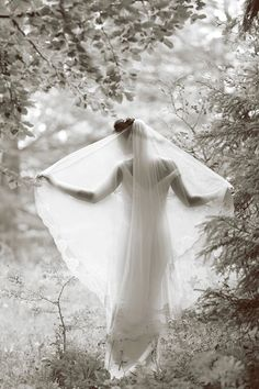 Like this bridal pose.