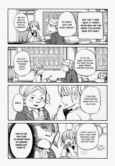 Read manga Handa-kun Vol.001 Ch.001 (v002): Handa-kun and a Woman's Friendship online in high quality