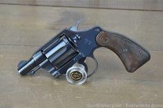 1948 Colt Detective Special 2'' Dual Tone Blue