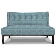Settee banquette for kitchen table
