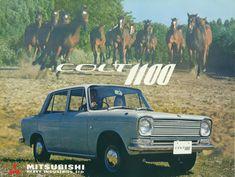 Mitsubishi COLT 1100