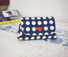DIY Zip Purse Coin Pouch Makeup Bag Tutorial