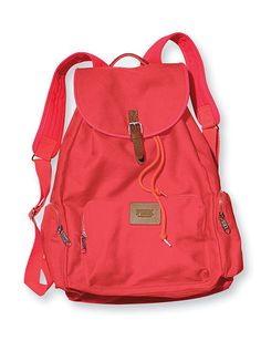VS Backpack's are the cutest. sweet & simple.