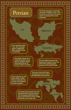 Persian language - who made this infographic? Thank you!