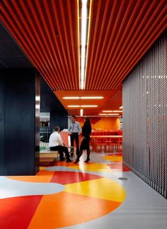 HASSELL | Projects - ANZ Centre
