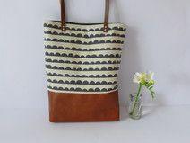 Tasche Canvas Straw Bag, Madewell, Tote Bag, Etsy, Vintage, Bags, Shopping, Fashion, Handmade