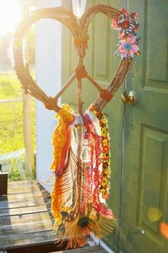 this is so sweet! #hippie #bohemian #colorful