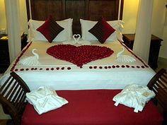 A romantic room at The Royal in Cancun